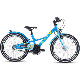 s'cool XXlite alloy 20 3-S Kids blue/petrol